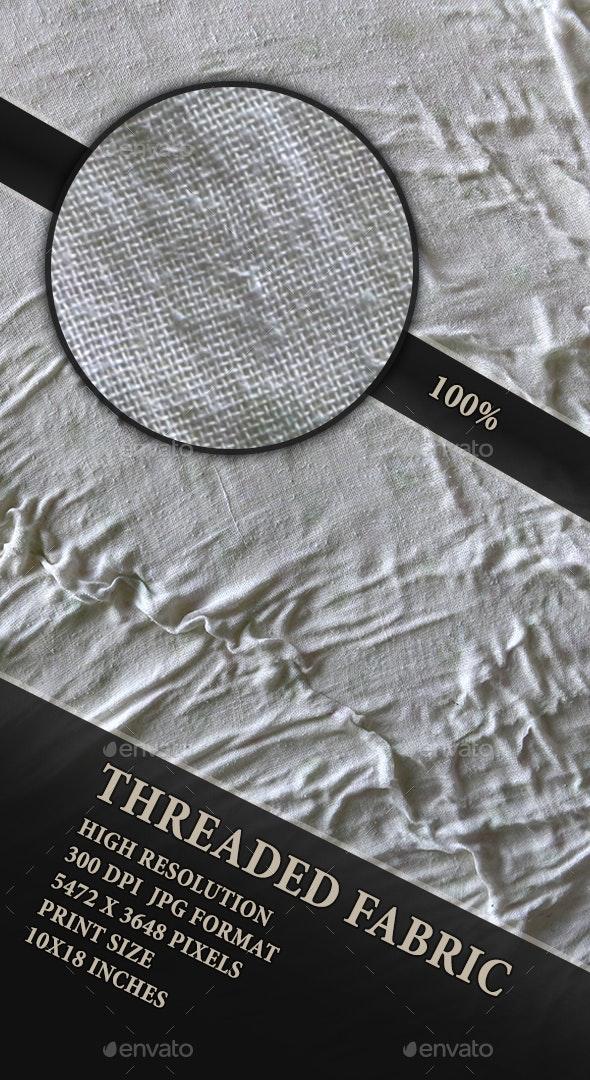 Threaded Fabric Texture