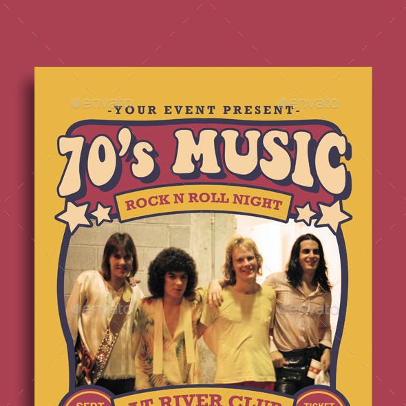 70's Music Show