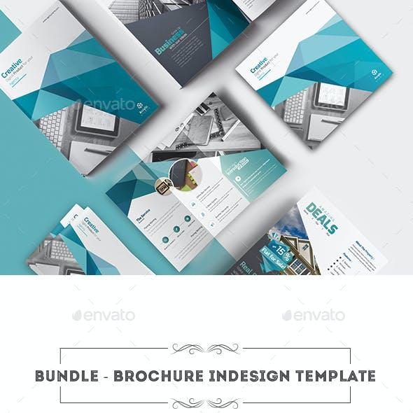 Bundle - Brochure Indesign Template