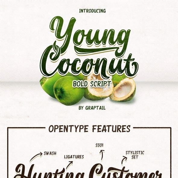 Young Coconut Script
