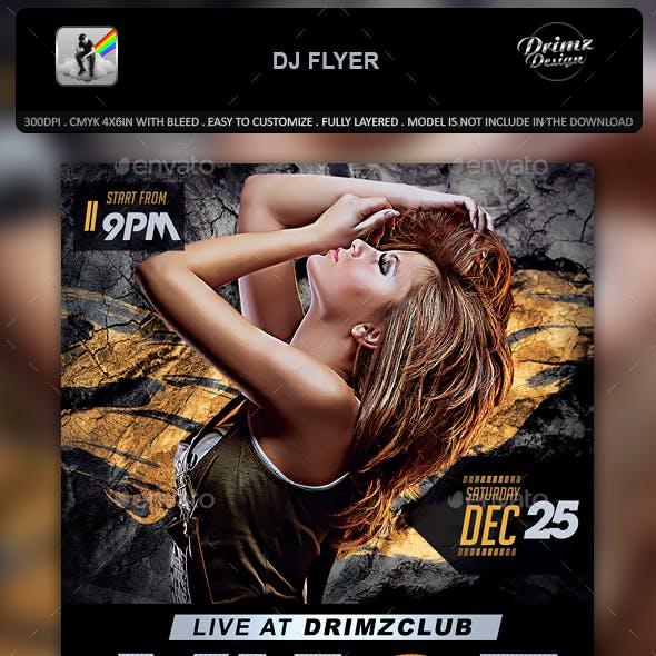 DJ Flyer