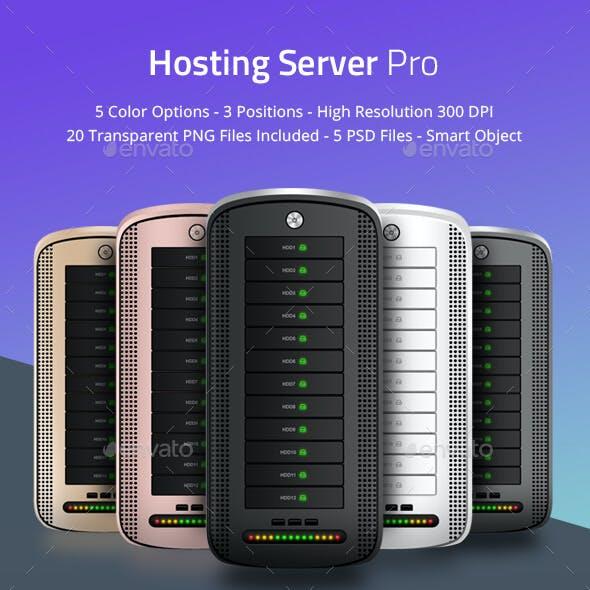 Hosting Server Pro Series