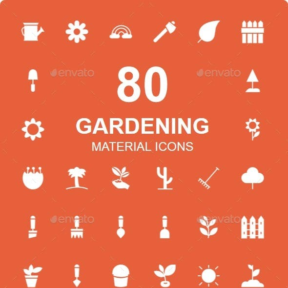 Gardening Material icon