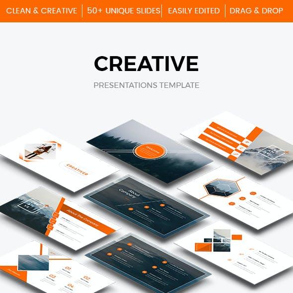 Creative Powerpoint Template 2017