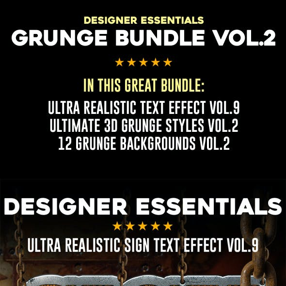 Grunge Bundle Vol.2