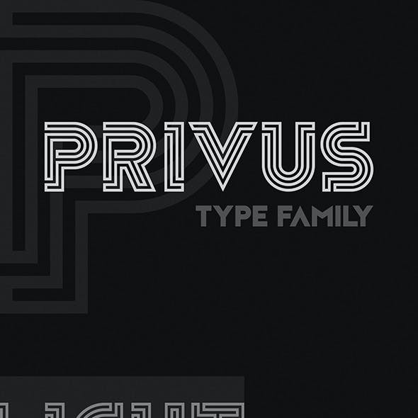 Privus Type Family