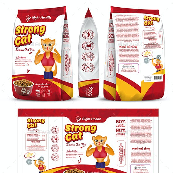 Cat Supplement Packaging Template-05