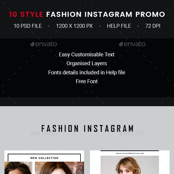 10 Instagram Fashion