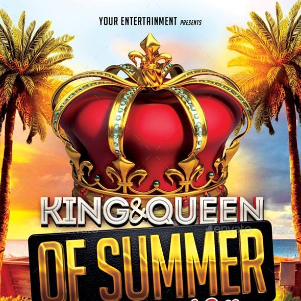 King & Queen of Summer