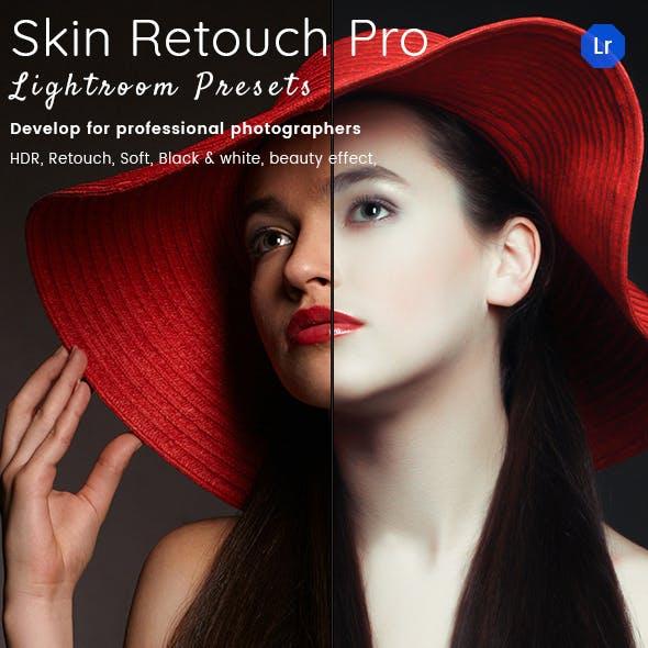 Skin Retouch Pro Lightroom Presets