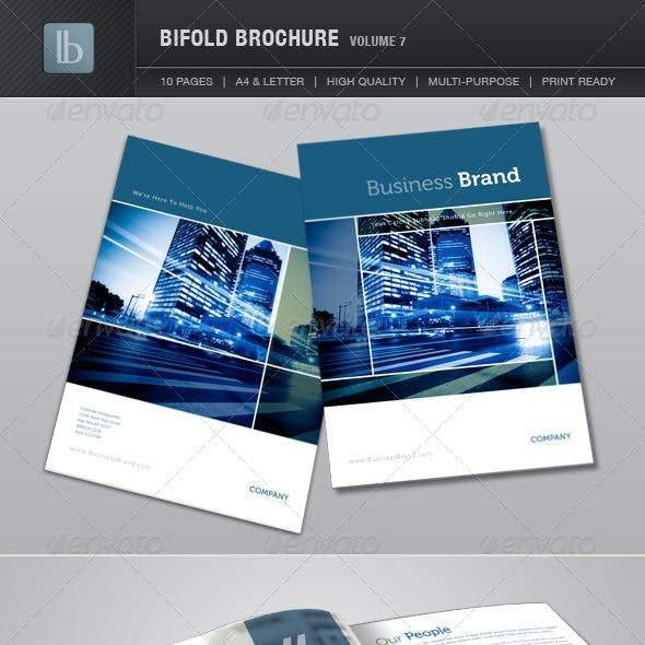 Bifold Brochure | Volume 7