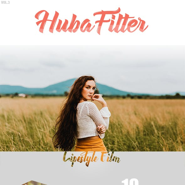 19 Lifestyle Film Vol.3 Lightroom & Camera Raw Presets