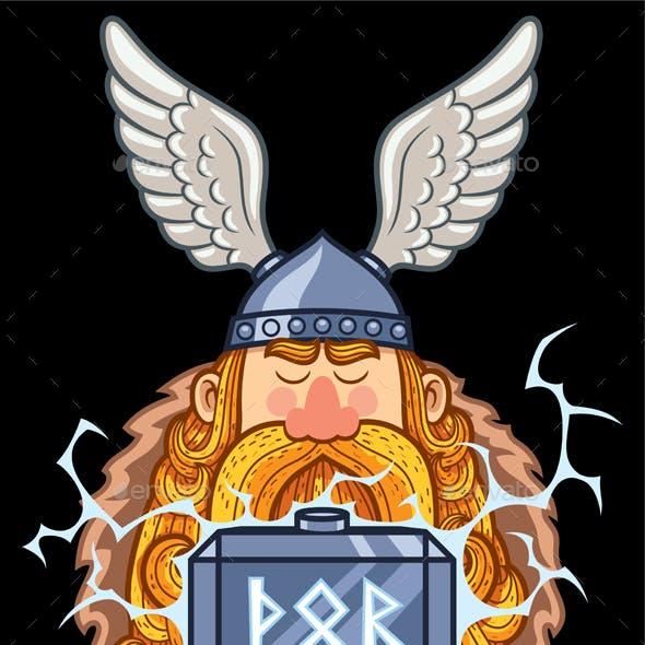 Thor Portrait