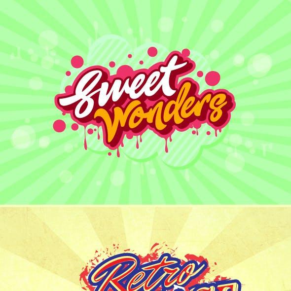 Logo Text Effect