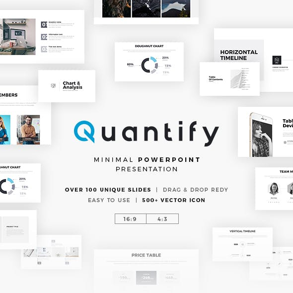 Quantify Powerpoint