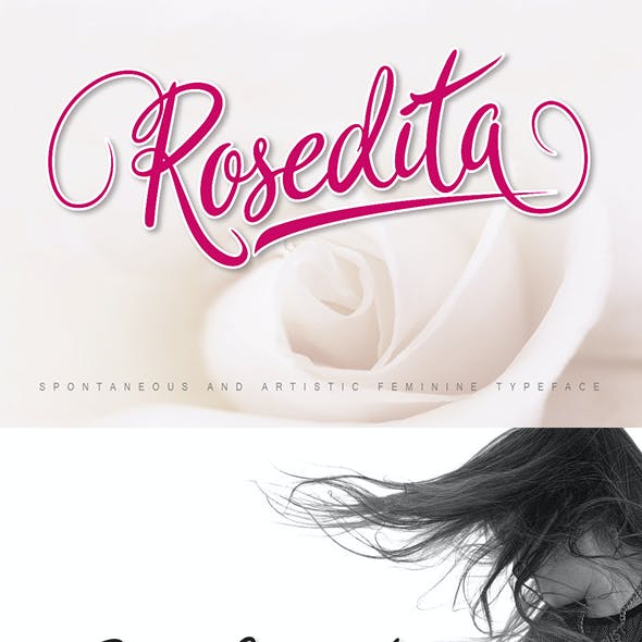 Rosedita Script