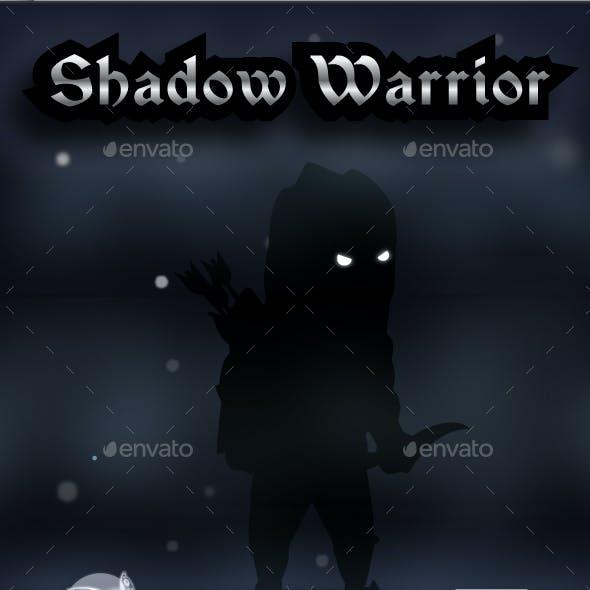 Shadow Warrior 2D Game Sprites