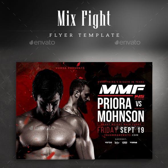 MixFight Template
