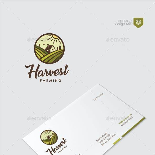 Harvest Farming Logo