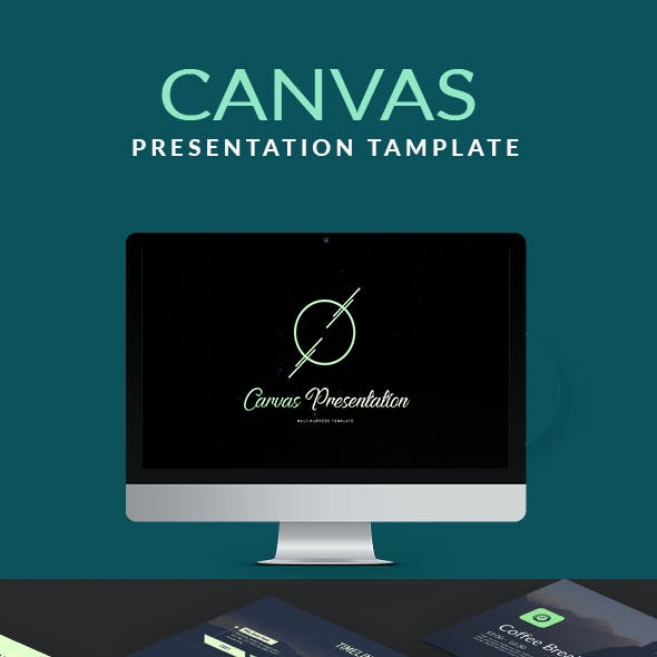 Canvas Multipurpose Powerpoint Template