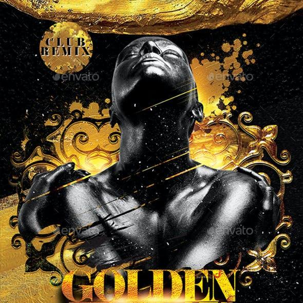 Golden Friday Flyer