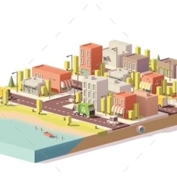 Low Poly City Graphics, Designs & Templates from GraphicRiver (Page 2)