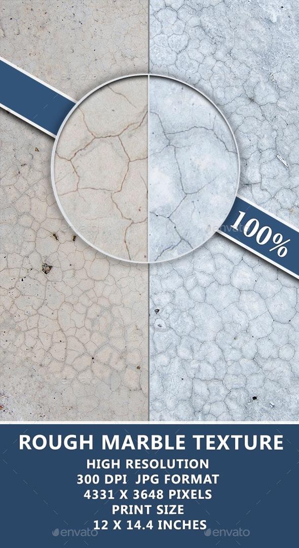 Rough Marble Texture Wall - Concrete Textures