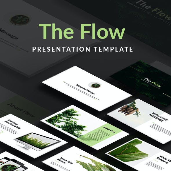 The Flow Presentation Template