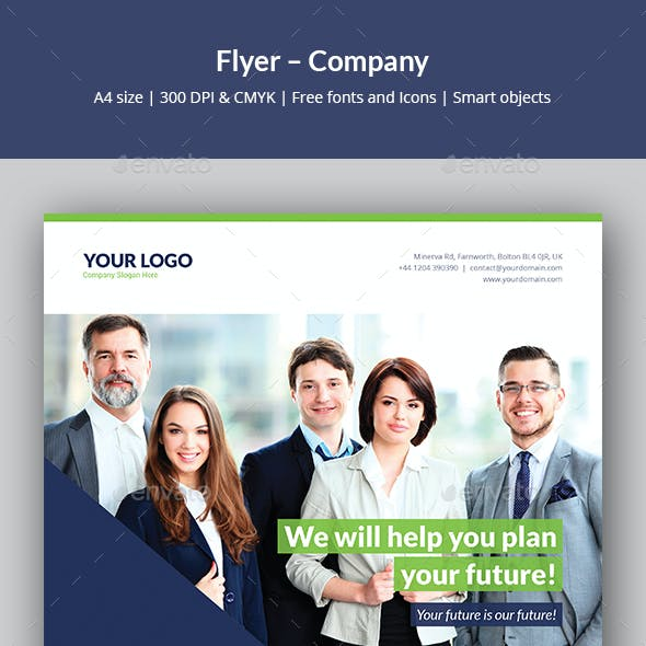 Flyer – Company