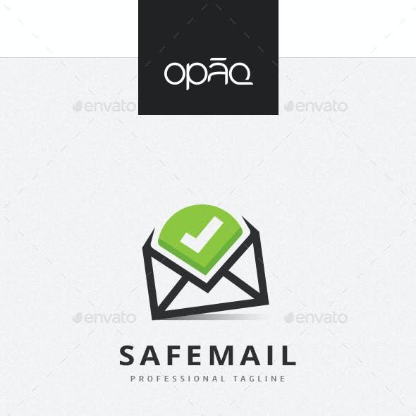 Safe Mail Logo
