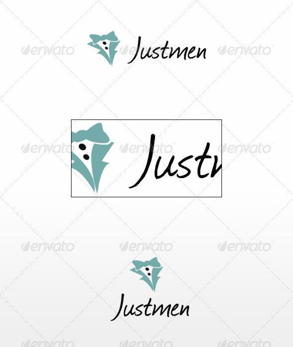 Justmen - Objects Logo Templates