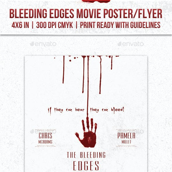 Bleeding Edges Movie Poster Flyer