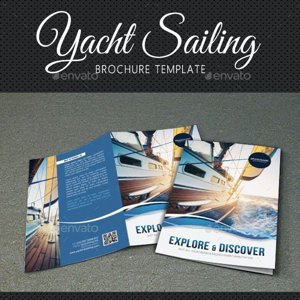 Yachting Brochure