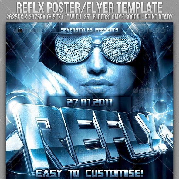 Reflx Poster/Flyer Template