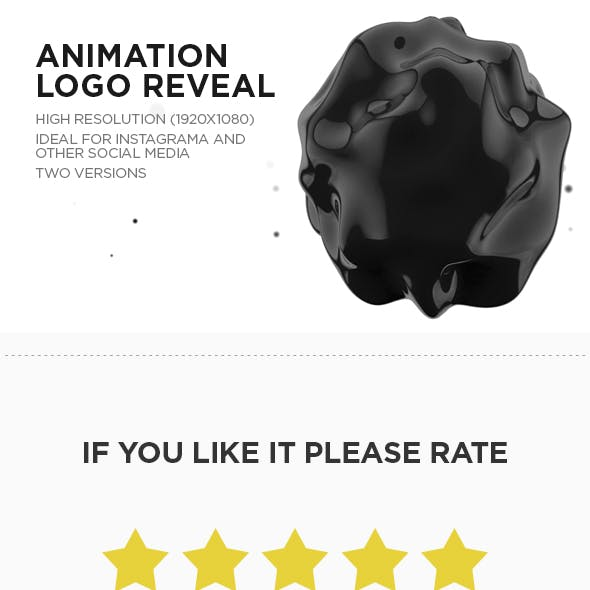 Animation Logo Reveal