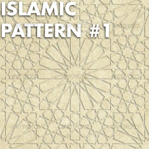 Islamic Pattern 1