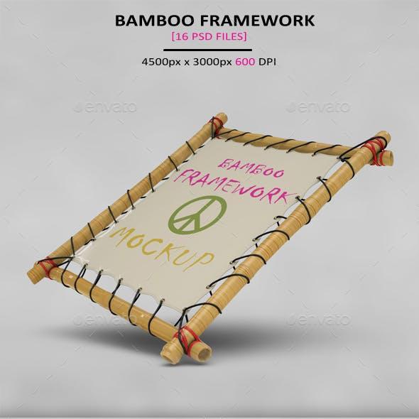 Bamboo Frame MockUp