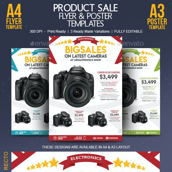 Sale Flyer Template
