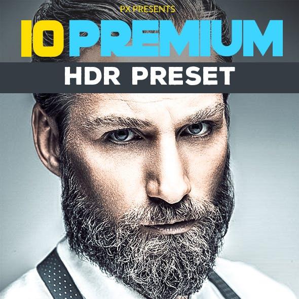 Premium HDR Presets