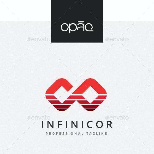 Infinity Squares Synergy Logo