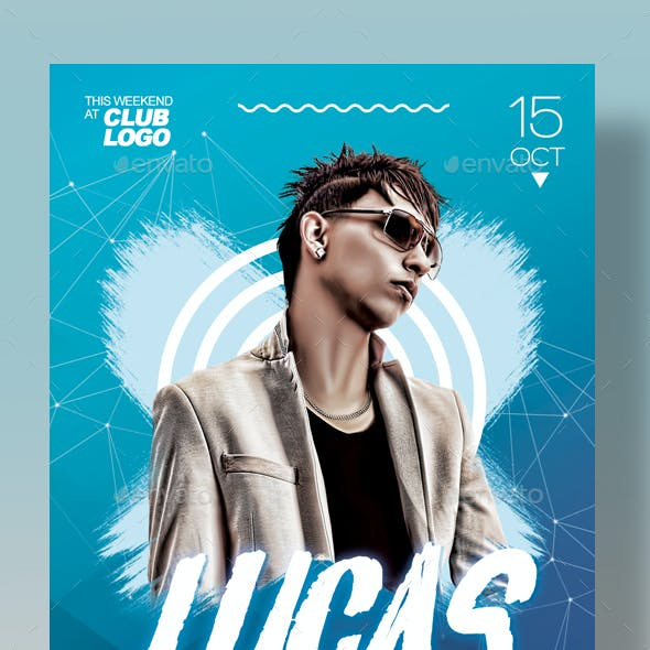 DJ Flyer / Poster
