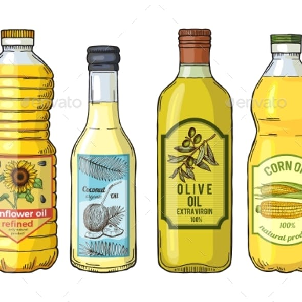 1eb58bdfc Olive Oil Label Graphics, Designs & Templates from GraphicRiver