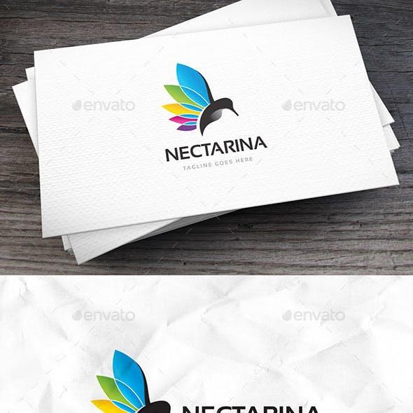 Nectar Colors Logo Template