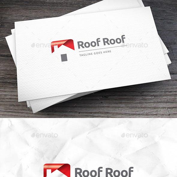 Roofroof Real Estate Logo