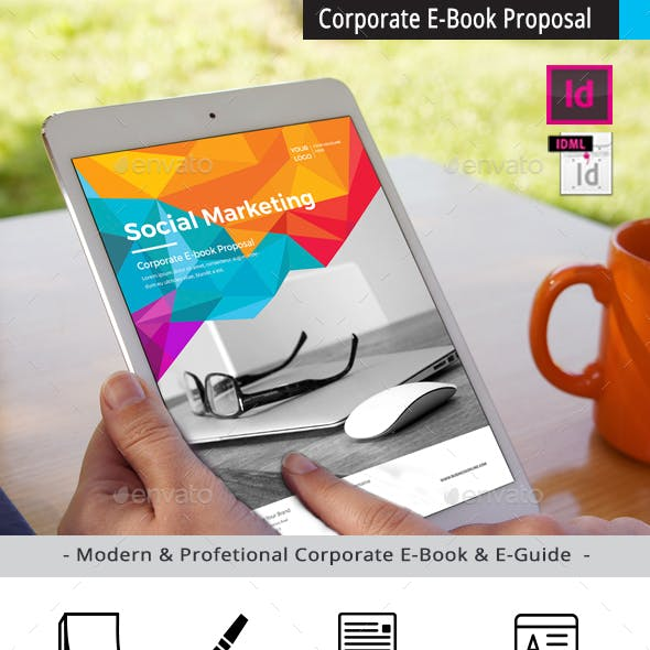 Corporate E-book Proposal