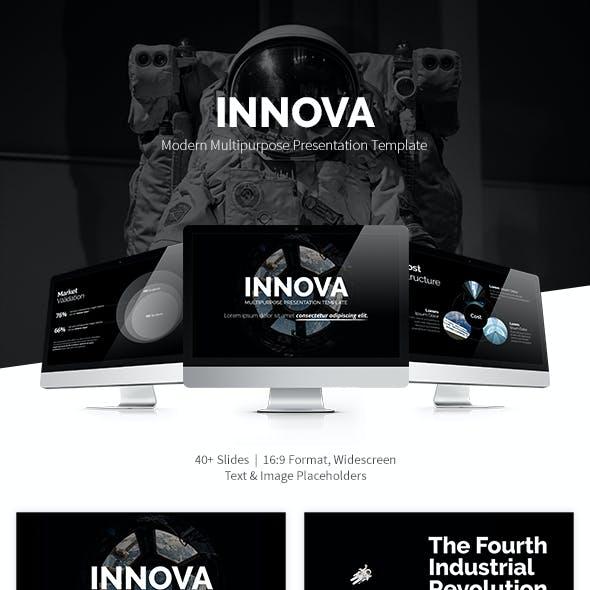 Innova Powerpoint Presentation Pitch Deck