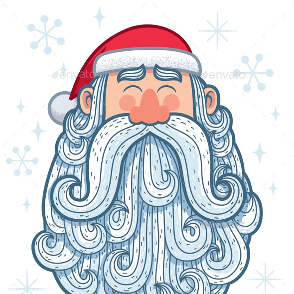 Santa Portrait 2