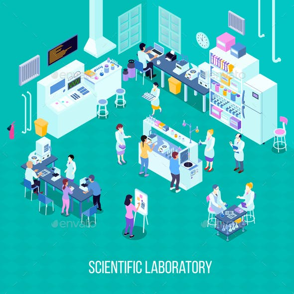 Laboratory Isometric Composition