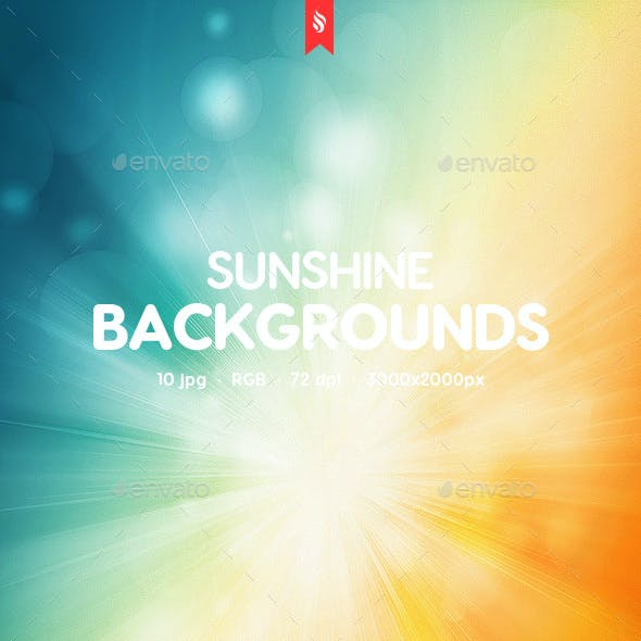 Sunshine Backgrounds