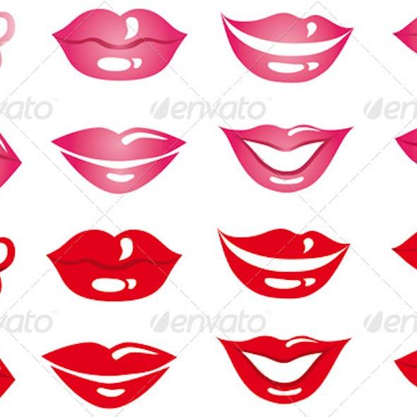 Lips Pack